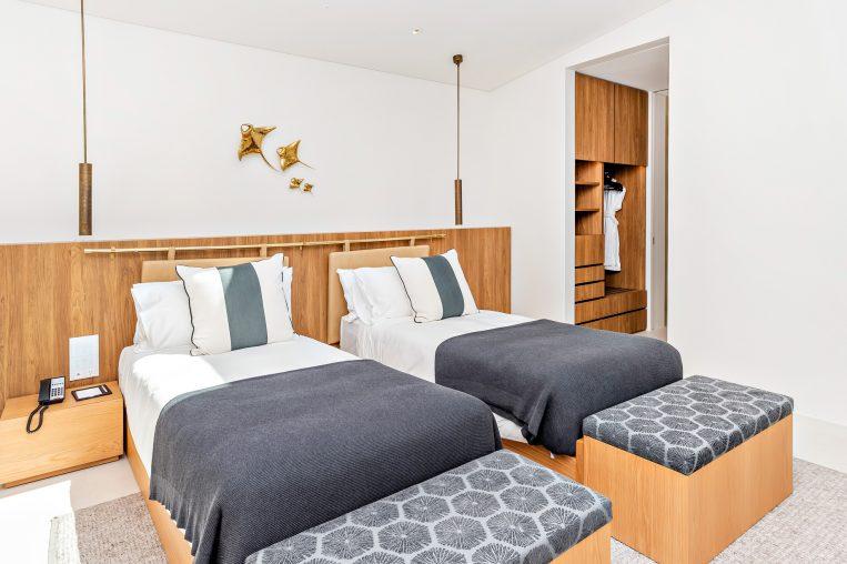 InterContinental Hayman Island Resort - Whitsunday Islands, Australia - Hayman Beach House Bedroom Twin