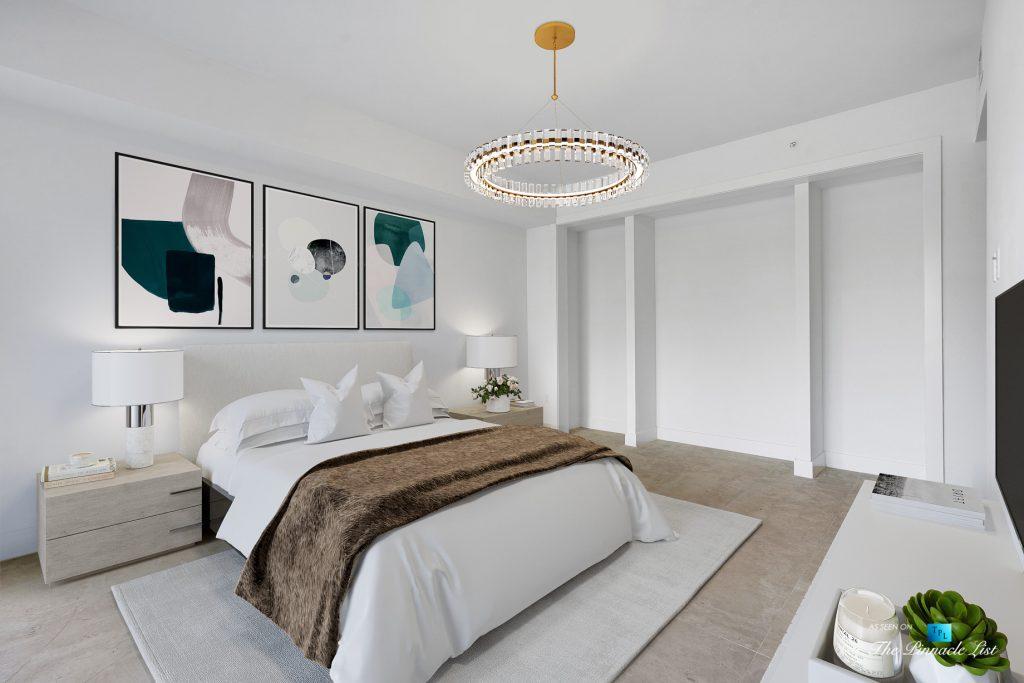 Boca Tower 155 Luxury Condo - Unit 416, 155 E Boca Raton Rd, Boca Raton, FL, USA - Bedroom