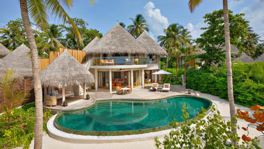 The Nautilus Maldives Luxury Resort - Thiladhoo Island, Maldives - Beach Residence