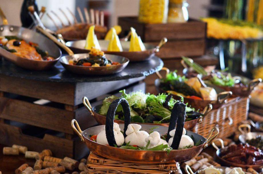 The St. Regis Abu Dhabi Luxury Hotel - Abu Dhabi, United Arab Emirates - Gourmet Buffet