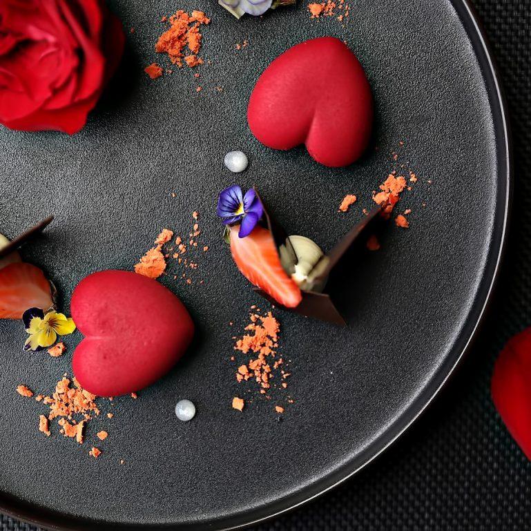 The St. Regis Shenzhen Luxury Hotel - Shenzhen, China - Red Valentine's Day Treats