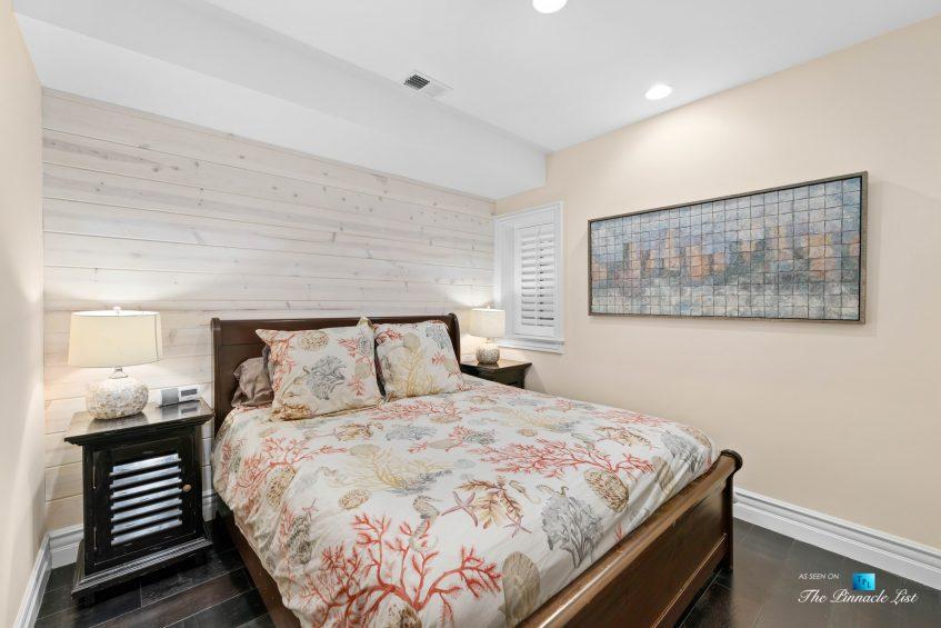 1412 Laurel Ave, Manhattan Beach, CA, USA - Basement Bedroom
