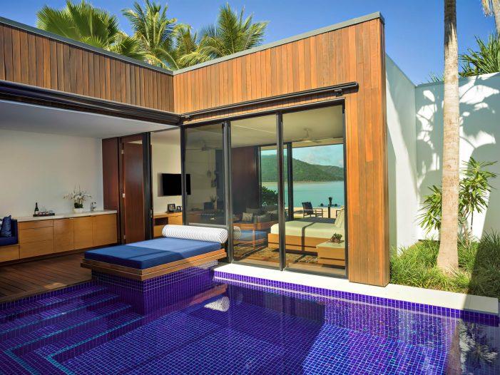 InterContinental Hayman Island Resort - Whitsunday Islands, Australia - Beachfront Villa Pool