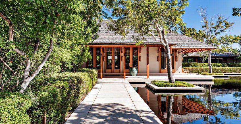Amanyara Luxury Resort - Providenciales, Turks and Caicos Islands - 4 Bedroom Tranquility Villa Exterior