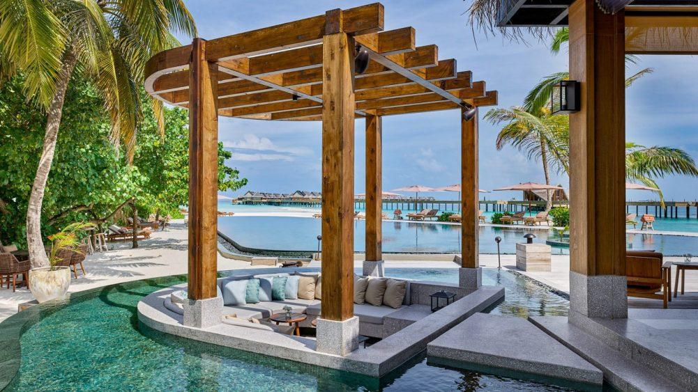 Joali Maldives Luxury Resort - Muravandhoo Island, Maldives - Mura Bar Water Lounge
