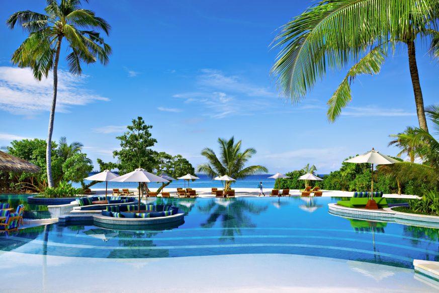 Six Senses Laamu Luxury Resort - Laamu Atoll, Maldives - Resort Private Pool