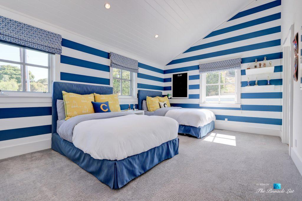 Tree Section Modern Farmhouse - 570 27th Street, Manhattan Beach, CA, USA - Bedroom