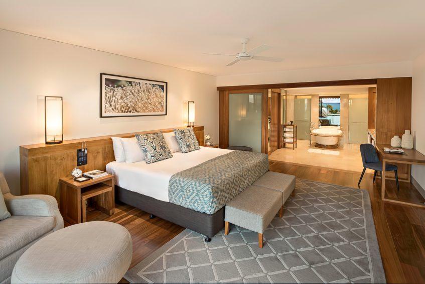 InterContinental Hayman Island Resort - Whitsunday Islands, Australia - Lagoon Suite Bedroom