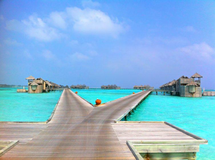 Gili Lankanfushi Luxury Resort - North Male Atoll, Maldives - Resort Jetty Boardwalk