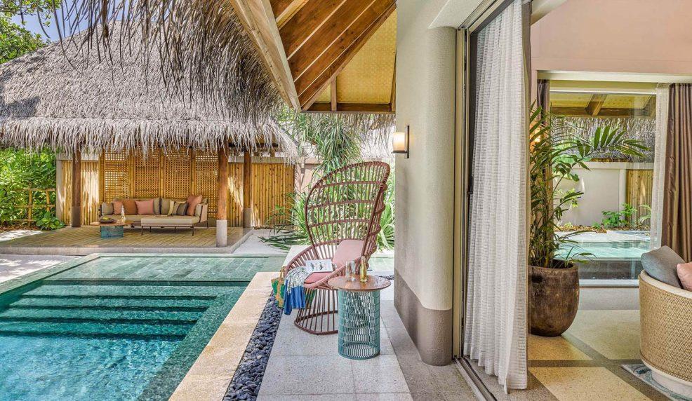 Joali Maldives Luxury Resort - Muravandhoo Island, Maldives - Open Air Luxury Villa
