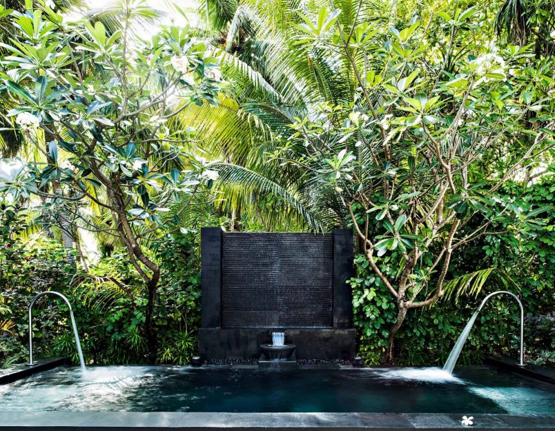 One&Only Reethi Rah Luxury Resort - North Male Atoll, Maldives - Outdoor Bath