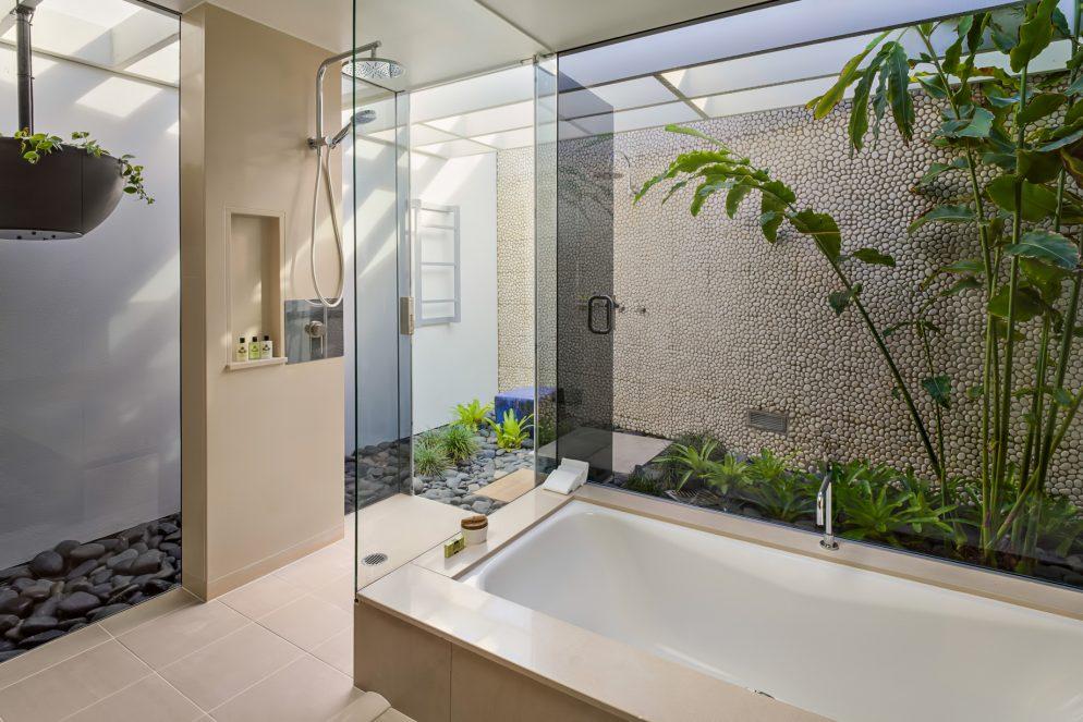 InterContinental Hayman Island Resort - Whitsunday Islands, Australia - Retreat Room Bathroom