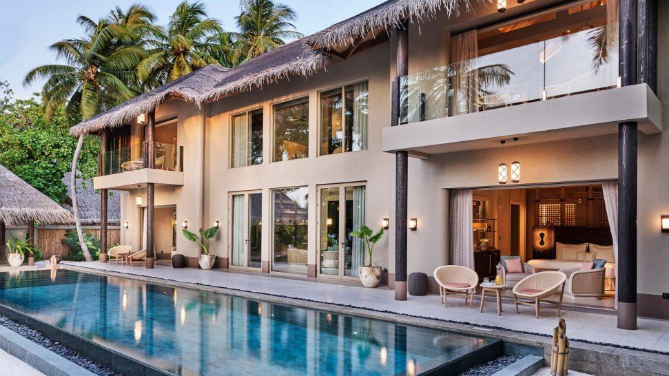 Joali Maldives Luxury Resort - Muravandhoo Island, Maldives - Grand Luxury Villa