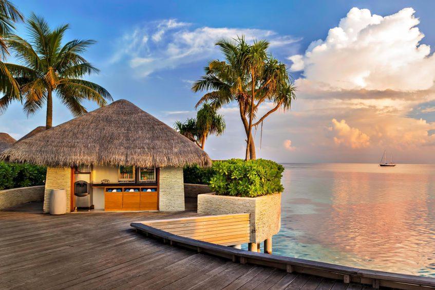 W Maldives Luxury Resort - Fesdu Island, Maldives - Cabana Ocean View