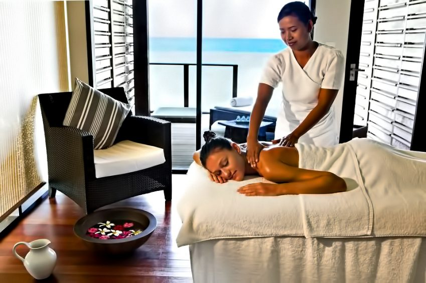 Velassaru Maldives Luxury Resort – South Male Atoll, Maldives - Massage