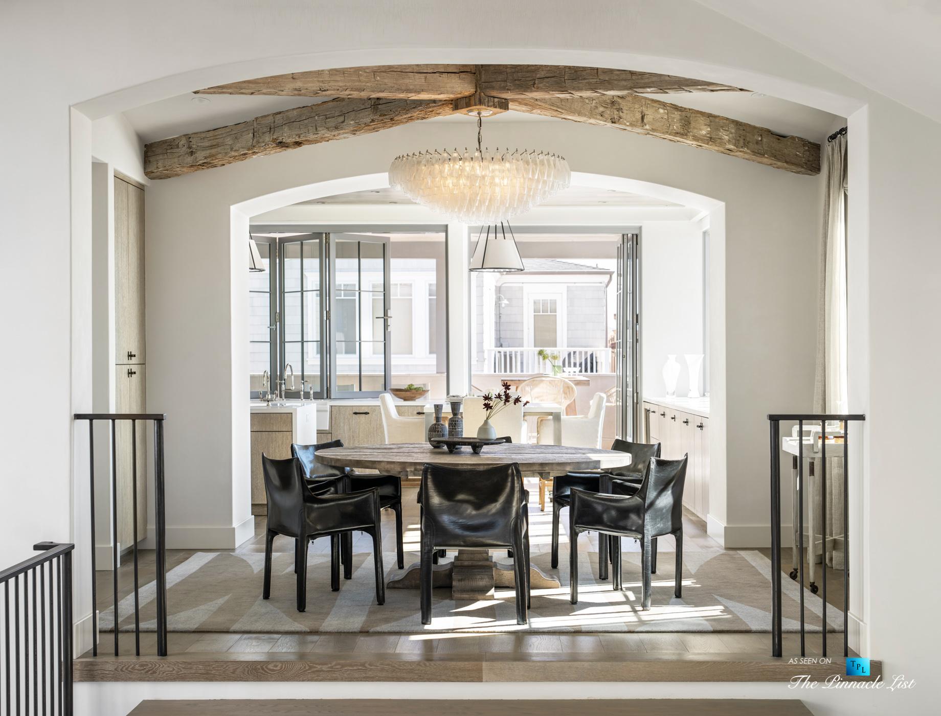 Exquisite Luxury Walk Street Home – 220 8th St, Manhattan Beach, CA, USA – Dining Room