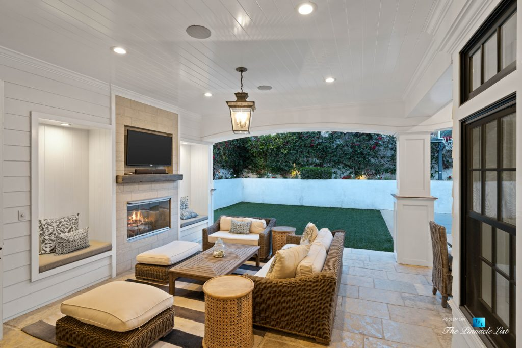 1412 Laurel Ave, Manhattan Beach, CA, USA - Outdoor Covered Lounge