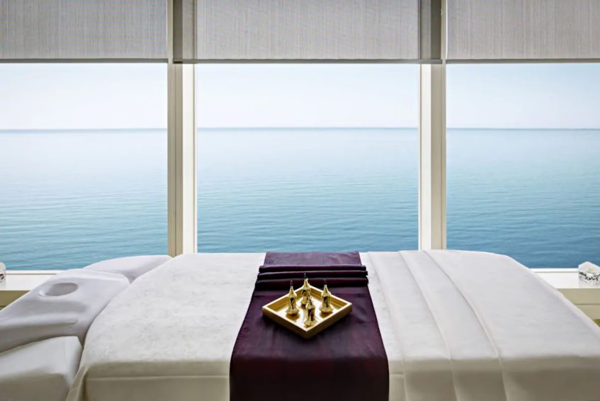 Burj Al Arab Luxury Hotel - Jumeirah St, Dubai, UAE - Spa