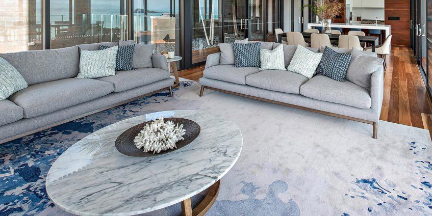 InterContinental Hayman Island Resort - Whitsunday Islands, Australia - Hayman Estate Residence Living Room