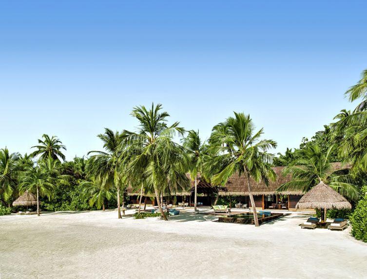 One&Only Reethi Rah Luxury Resort - North Male Atoll, Maldives - Private Island Beachfront Villa