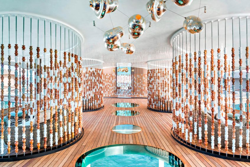 The St. Regis Maldives Vommuli Luxury Resort - Dhaalu Atoll, Maldives - Iridium Room