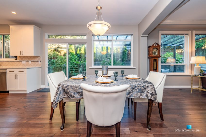 2366 Sunnyside Rd, Anmore, BC, Canada - Dining Room