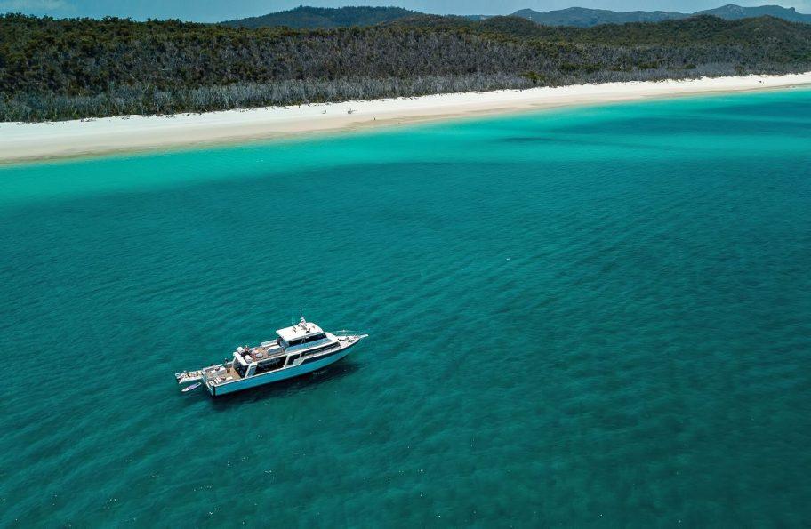 InterContinental Hayman Island Resort - Whitsunday Islands, Australia - Private Boat Charters to Whitehaven Beach