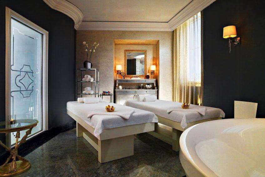 The St. Regis Florence Luxury Hotel - Florence, Italy - Iridium Suite by Clarins Acquamarine