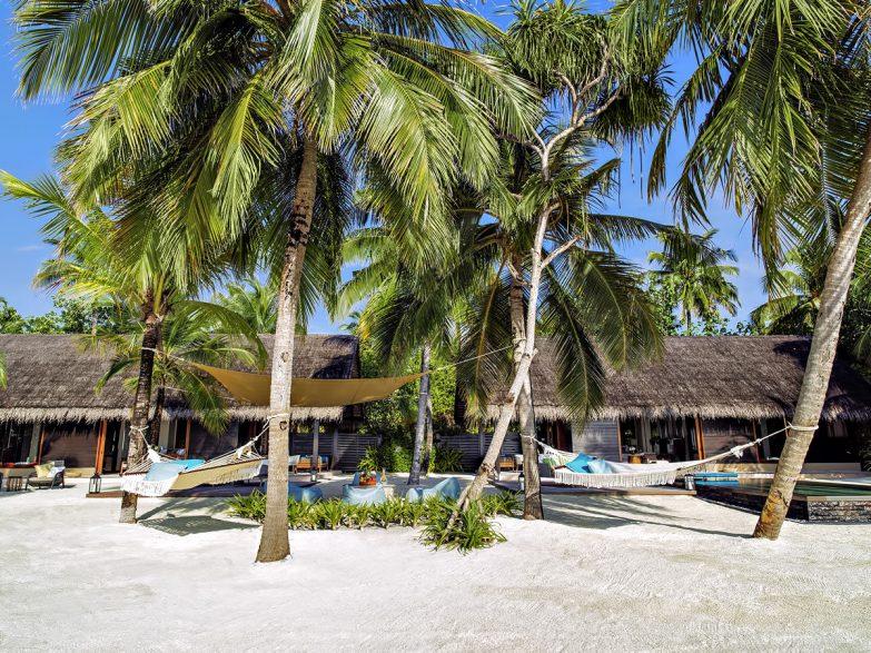 One&Only Reethi Rah Luxury Resort - North Male Atoll, Maldives - Private Island Villa Beachfront