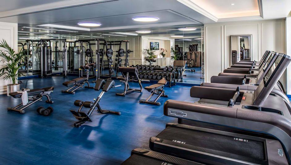 Palazzo Versace Dubai Hotel - Jaddaf Waterfront, Dubai, UAE - Gym
