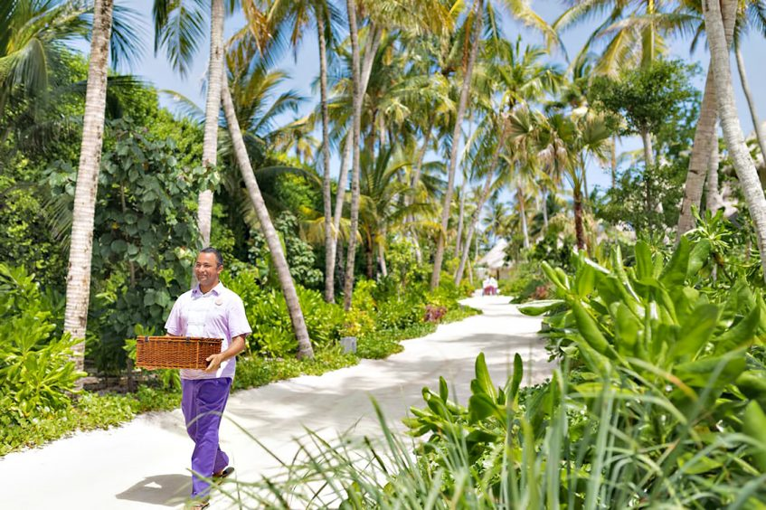 The Nautilus Maldives Luxury Resort - Thiladhoo Island, Maldives - Island Trail
