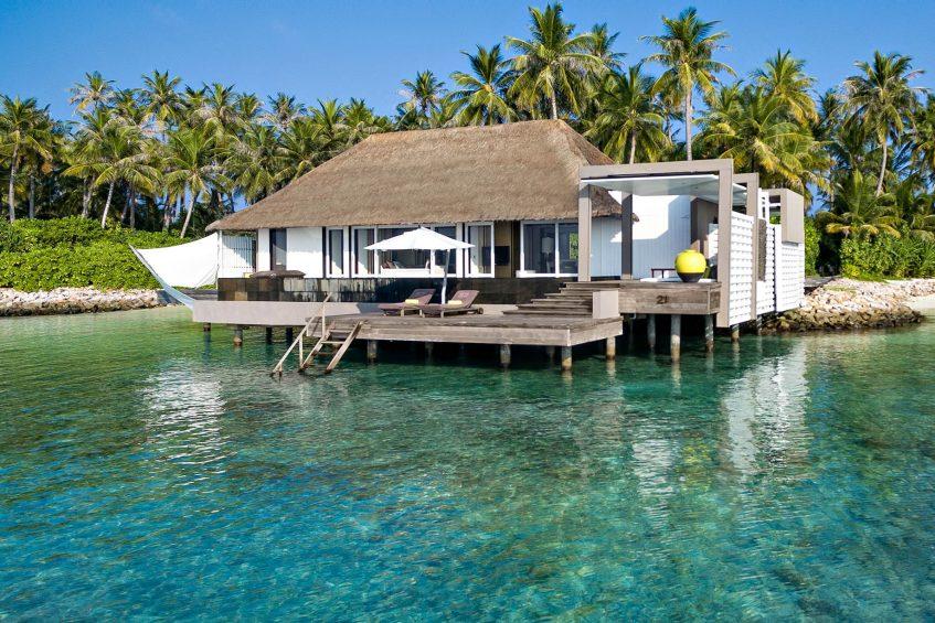 Cheval Blanc Randheli Luxury Resort - Noonu Atoll, Maldives - Overwater Villa