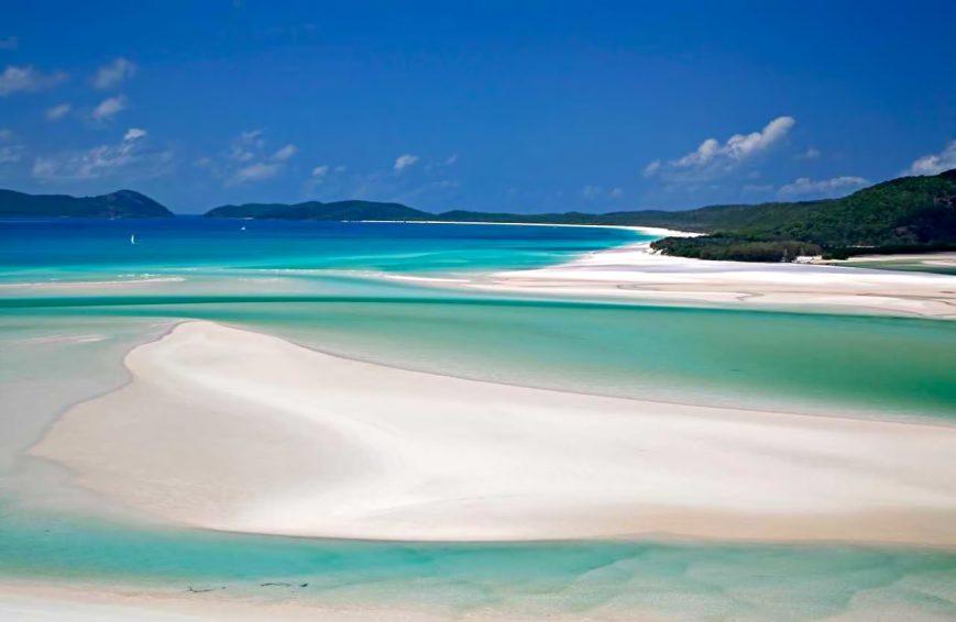 InterContinental Hayman Island Resort - Whitsunday Islands, Australia - Whitehaven Beach