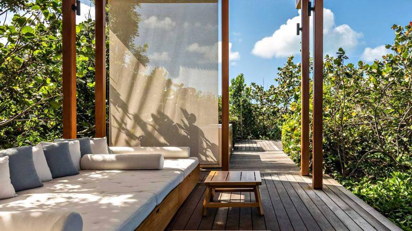 Amanyara Luxury Resort - Providenciales, Turks and Caicos Islands - 6 Bedroom Amanyara Villa Private Sundeck