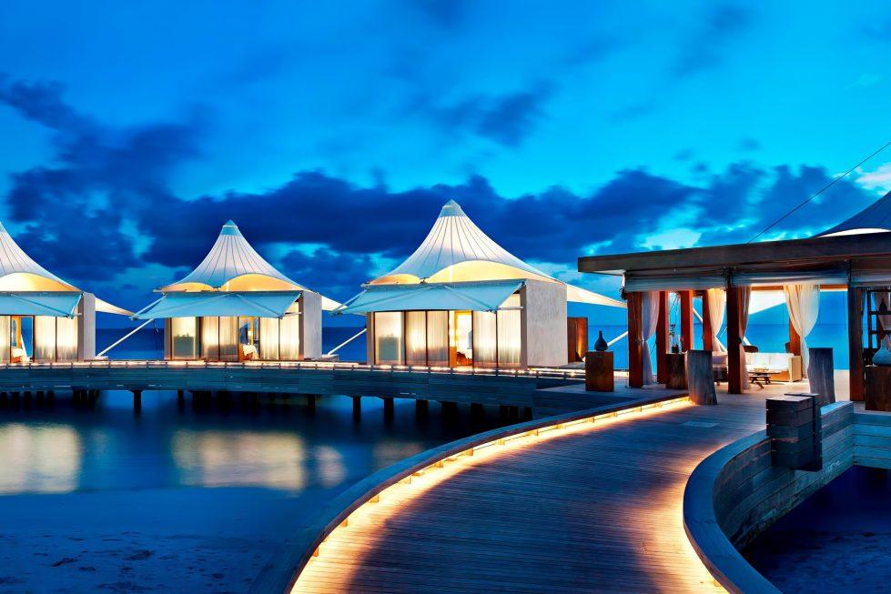 W Maldives Luxury Resort - Fesdu Island, Maldives - AWAY Spa Night