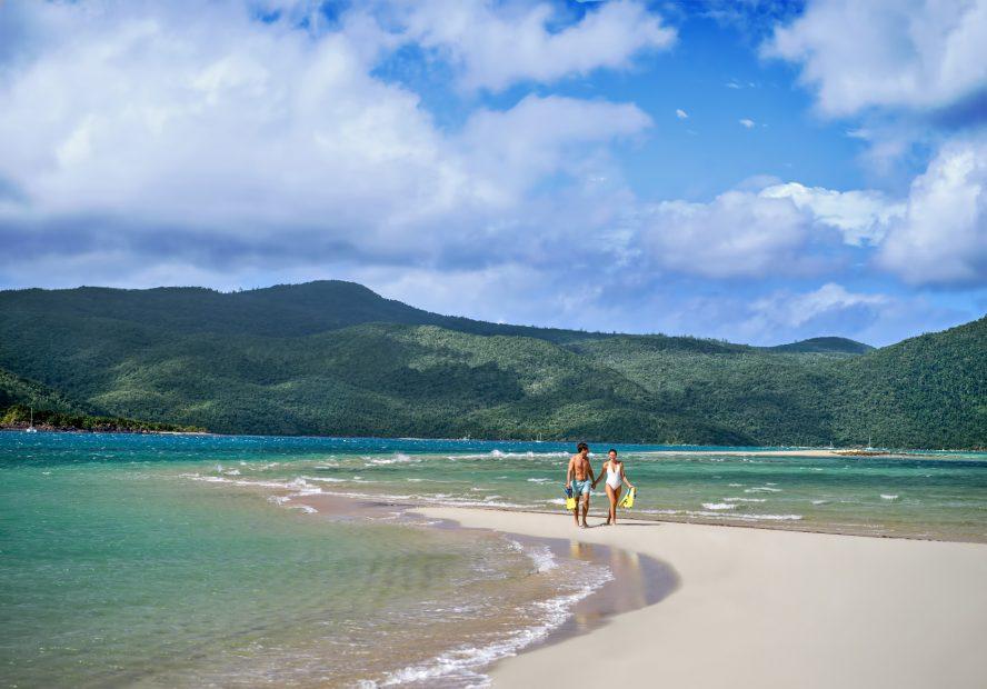 InterContinental Hayman Island Resort - Whitsunday Islands, Australia - Langford Island Swimming Escape