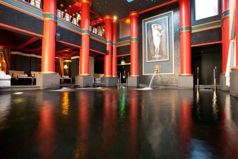 InterContinental Bordeaux Le Grand Hotel - Bordeaux, France - Spa Guerlain Relaxation Pool