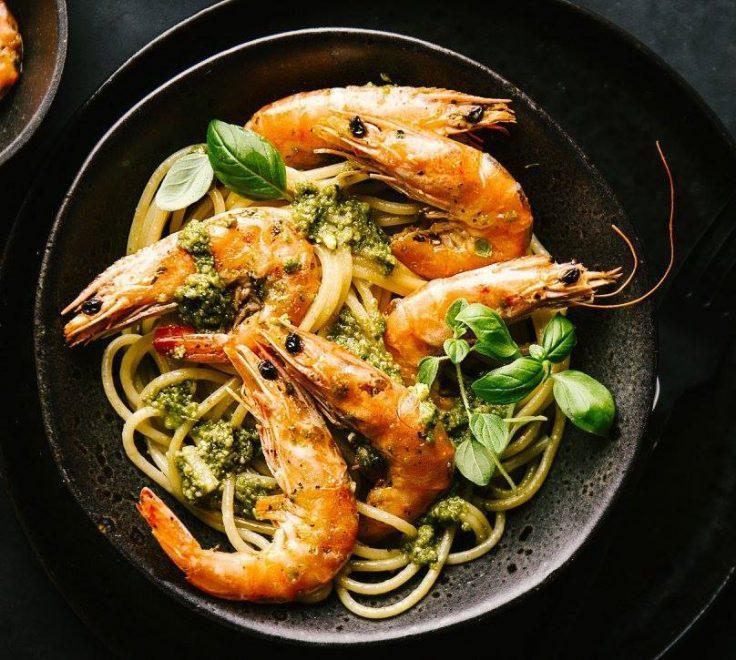 The St. Regis Abu Dhabi Luxury Hotel - Abu Dhabi, United Arab Emirates - Epicurean Shrimp Cuisine