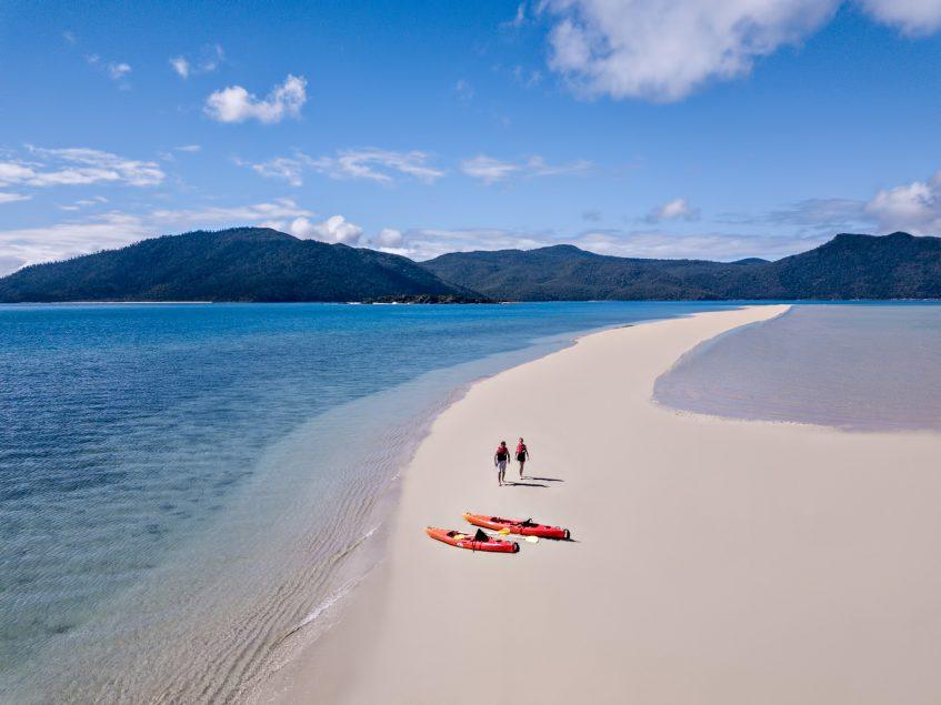 InterContinental Hayman Island Resort - Whitsunday Islands, Australia - Kayaking Adventure