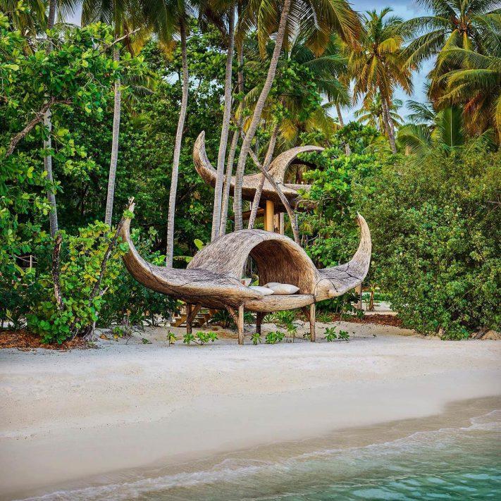 Joali Maldives Luxury Resort - Muravandhoo Island, Maldives - Manta Ray Tree House