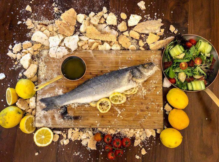 The St. Regis Abu Dhabi Luxury Hotel - Abu Dhabi, United Arab Emirates - Epicurean Fish Cuisine
