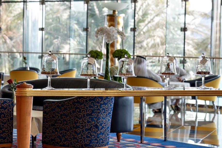 Burj Al Arab Luxury Hotel - Jumeirah St, Dubai, UAE - Lounge