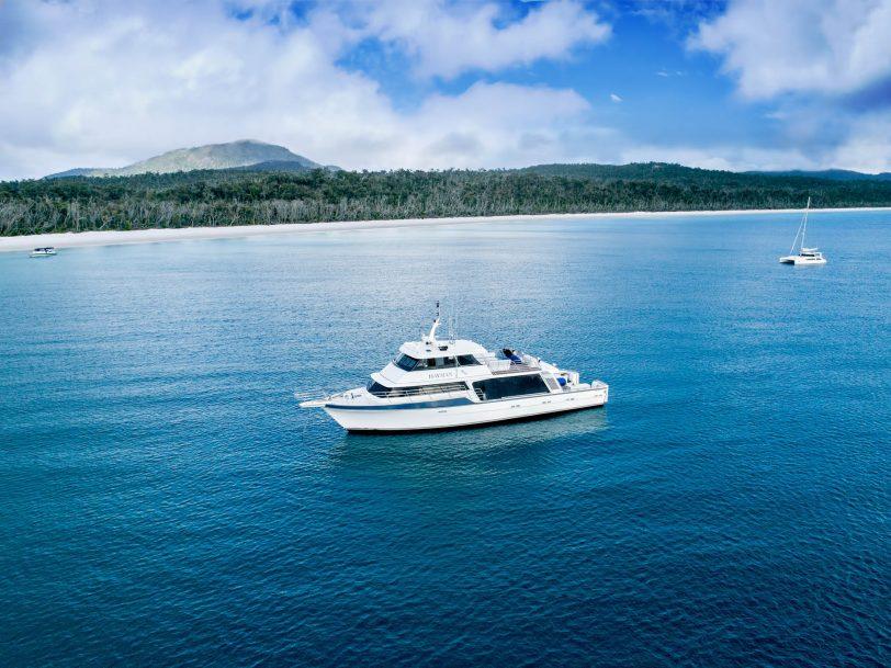 InterContinental Hayman Island Resort - Whitsunday Islands, Australia - Boat Charter