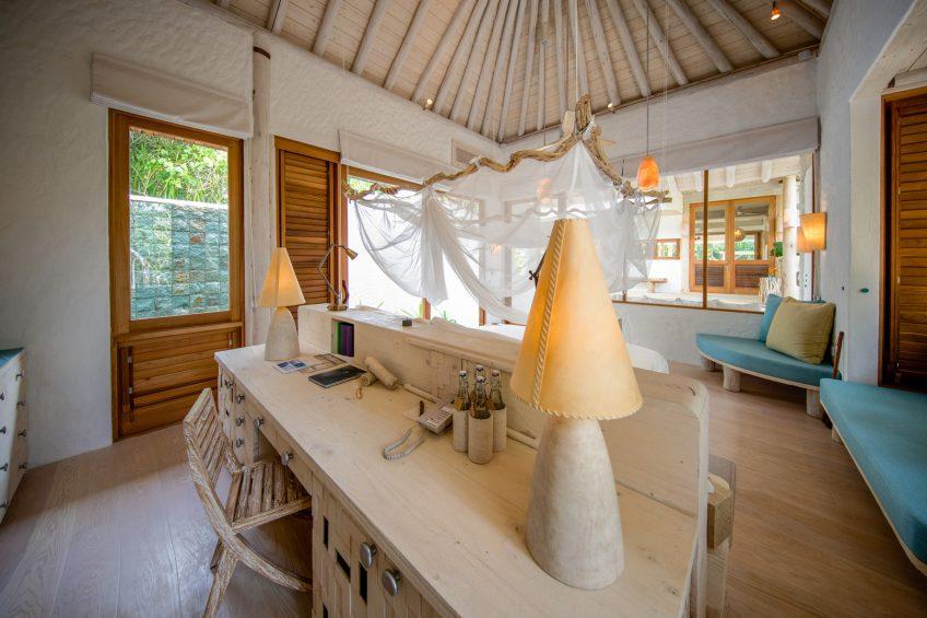Soneva Jani Luxury Resort - Noonu Atoll, Medhufaru, Maldives - 2 Bedroom Crusoe Residence Island Villa Bedroom