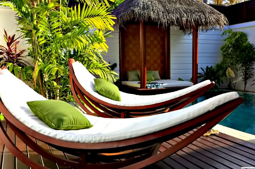 Velassaru Maldives Luxury Resort – South Male Atoll, Maldives - Tropical Beach Villa