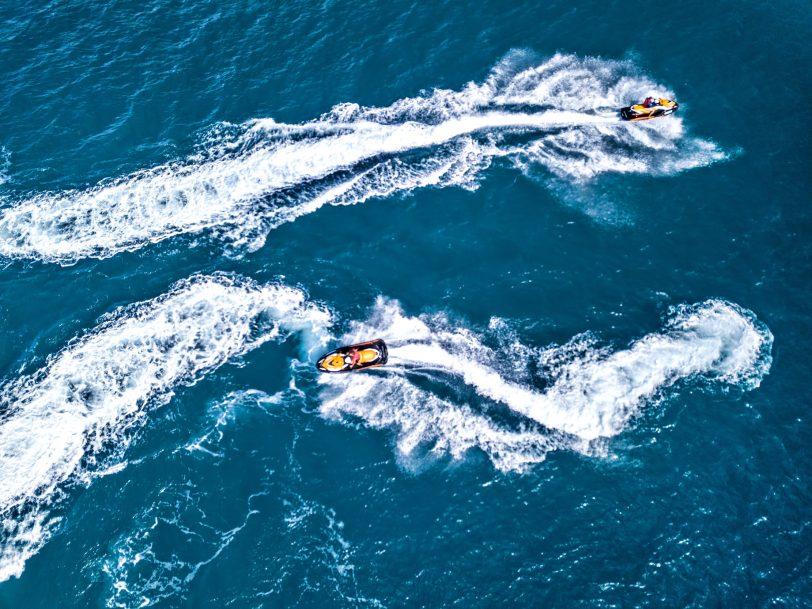 InterContinental Hayman Island Resort - Whitsunday Islands, Australia - Jetski Tour