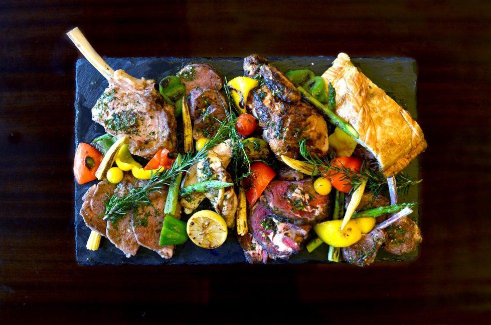 The St. Regis Abu Dhabi Luxury Hotel - Abu Dhabi, United Arab Emirates - Epicurean Cuisine Meat Tray