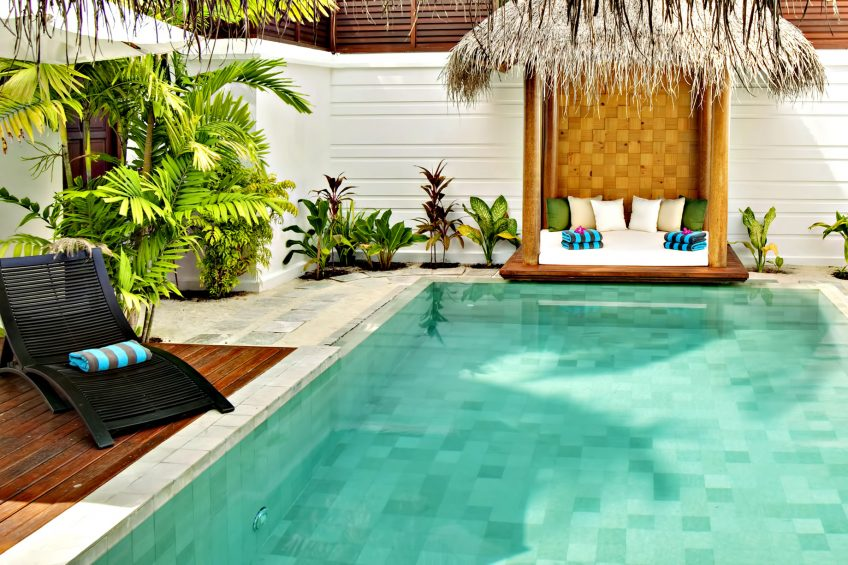 Velassaru Maldives Luxury Resort – South Male Atoll, Maldives - Tropical Villa Pool