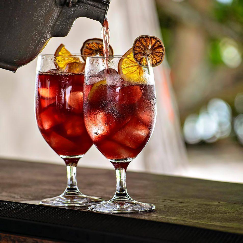 Six Senses Zil Pasyon Luxury Resort - Felicite Island, Seychelles - Tropical Cocktails