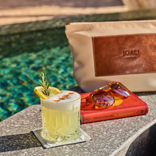 Joali Maldives Luxury Resort - Muravandhoo Island, Maldives - Tropical Cocktail